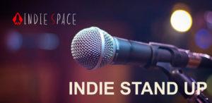 Инди-Стэндап #16 @ Indie Space | Санкт-Петербург | Россия